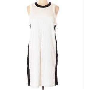 NWT Rag & Bone Bright White Sam Striped Dress